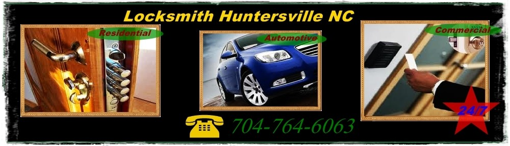 Locksmith Huntersville NC | Huntersville NC Locksmith 28078